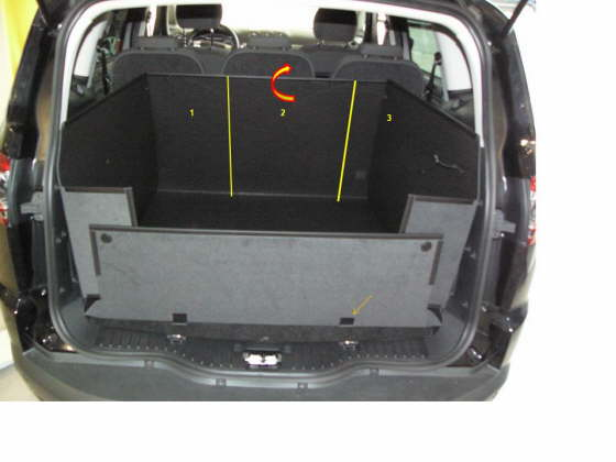 Hundebox Ford S Max Hundetransportbox Ford S Max