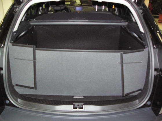 hundebox renault megane grand tour, hundetransportbox renault megane