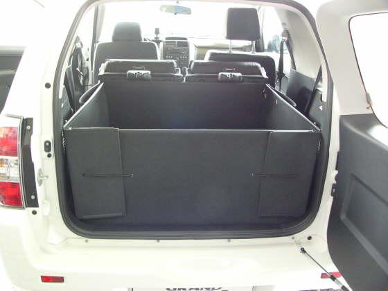 Kofferraumwanne Suzuki Grand Vitara Kofferraumschutz