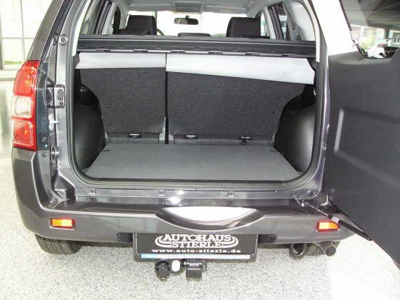 Suzuki Grand Vitara Kofferraumwanne