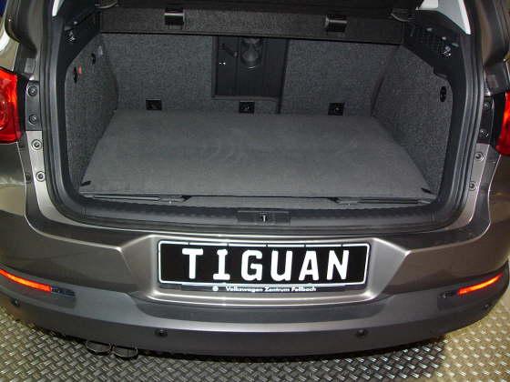 Toyota Nissan Kofferraumwanne VW Tiguan Kofferraumschutz VW Tiguan ...