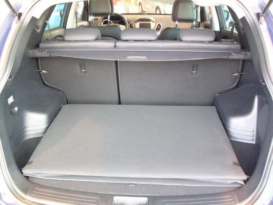 Hyundai ix35 Kofferraumwanne, Hyundai ix35 Kofferraumschutz