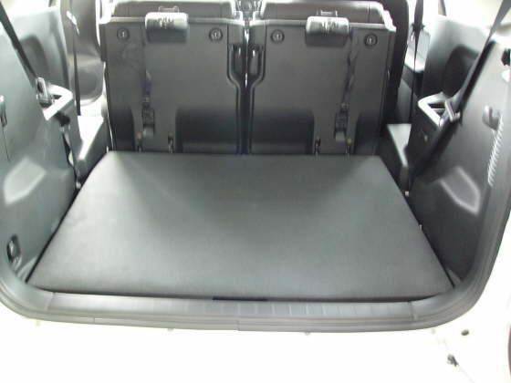Kofferraumwanne Kofferraumschutz InhaengerR Zusammengafaltet