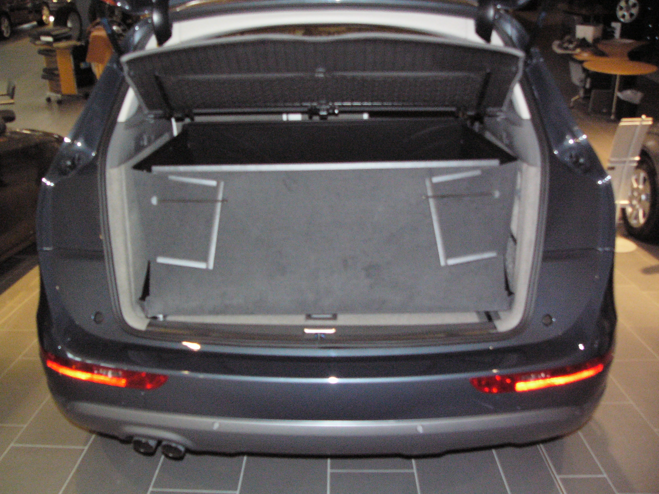 kofferraum q5
