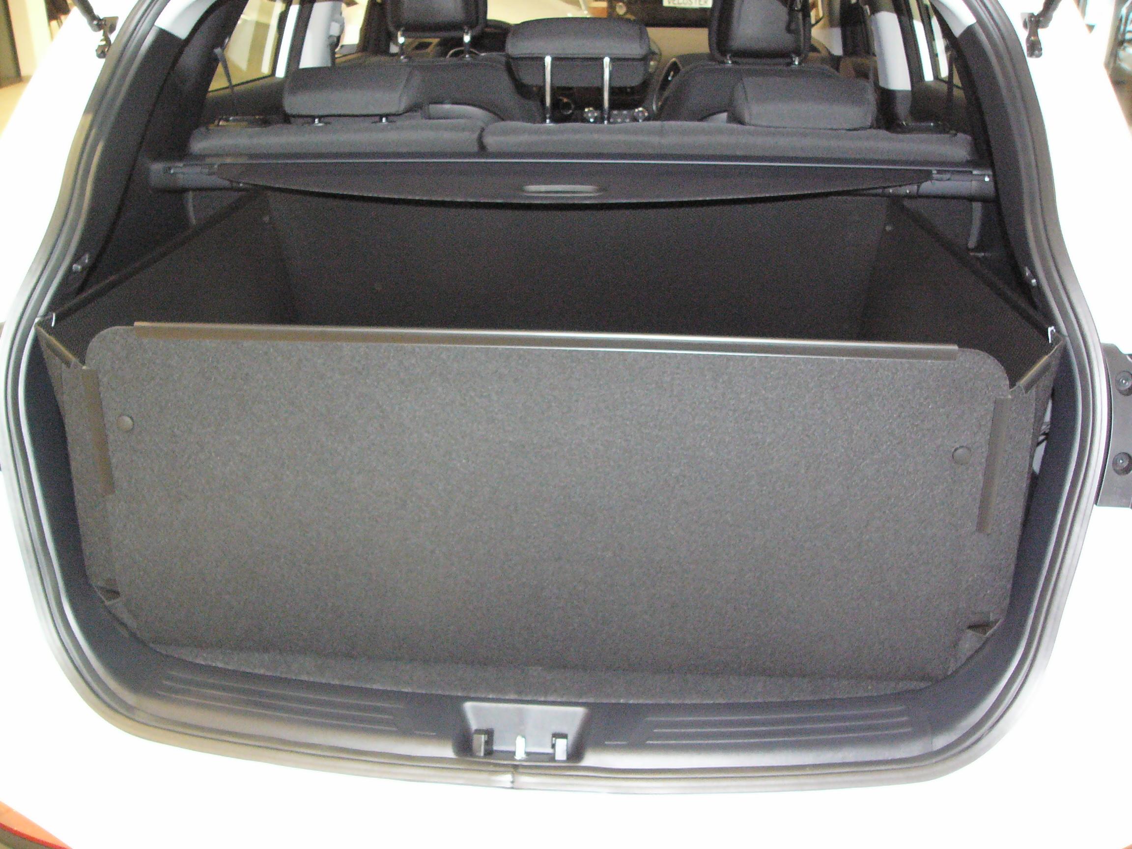 Passgenaue Kofferraumwanne für  HYUNDAI IX35 SUV 2009-2020 Laderaumwanne