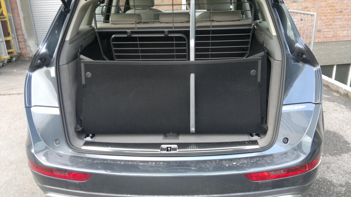 kofferraumwanne audi q5 nicht ein sondern der. Black Bedroom Furniture Sets. Home Design Ideas