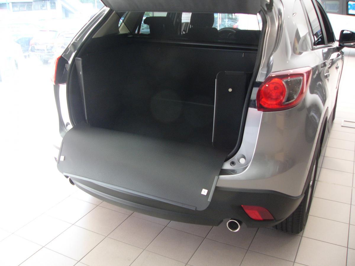Kofferraummatte Kofferraumwanne Gepäckraumeinlage FÜR Mazda Cx-5 Cx5 2013